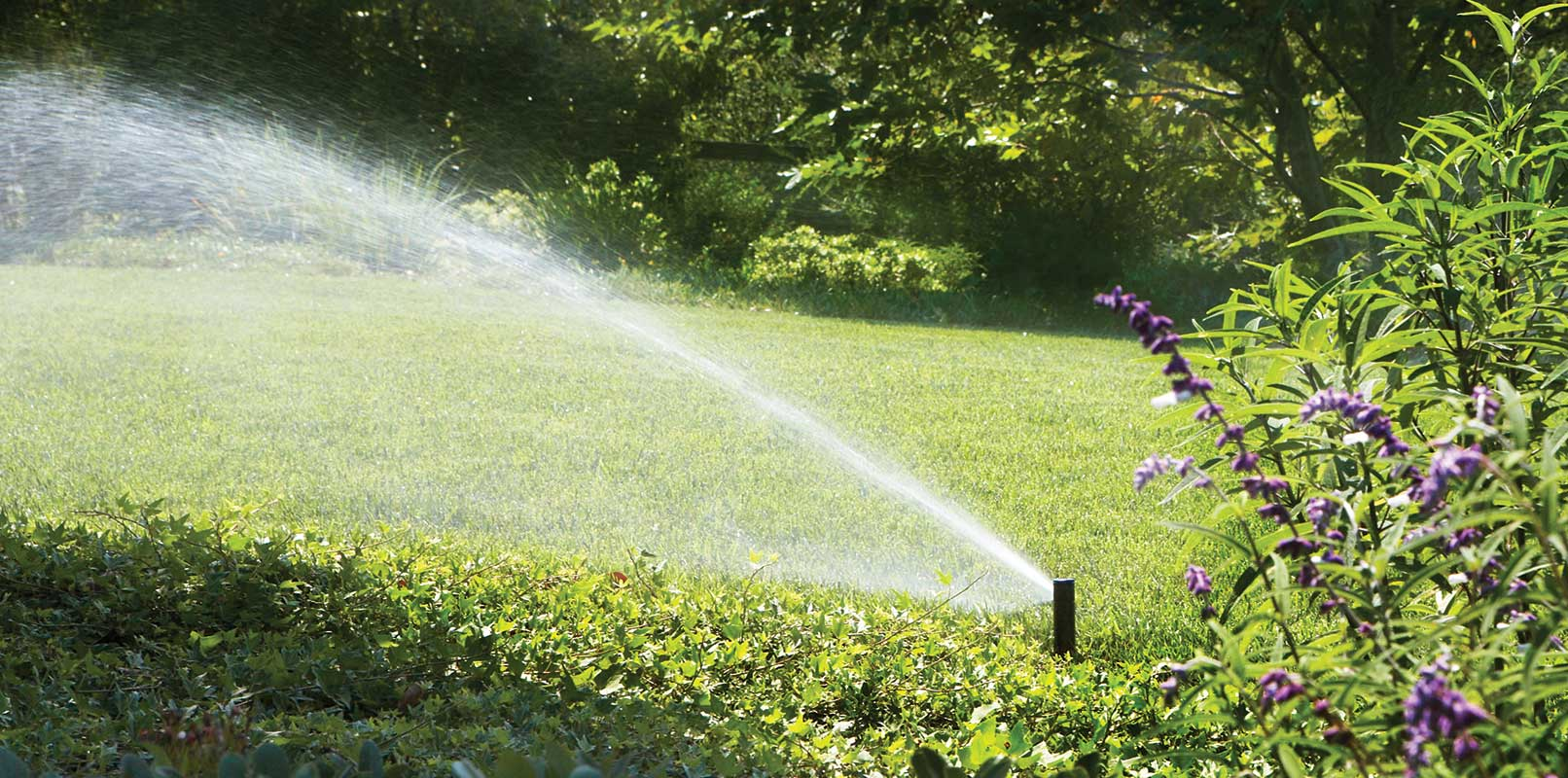 Turf Industries Inc Chicago North Shore Lawn Sprinkler